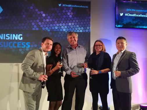 Ancoris at the Cloud Excellence Awards.jpg
