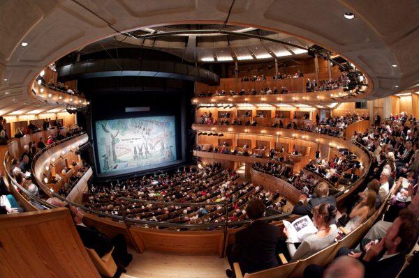 Glyndebourne Auditorium