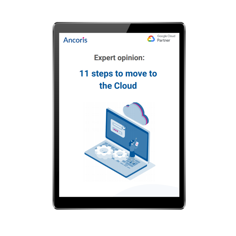 FRONT COVER - Expert Opinion_ 11 steps to move to the cloud