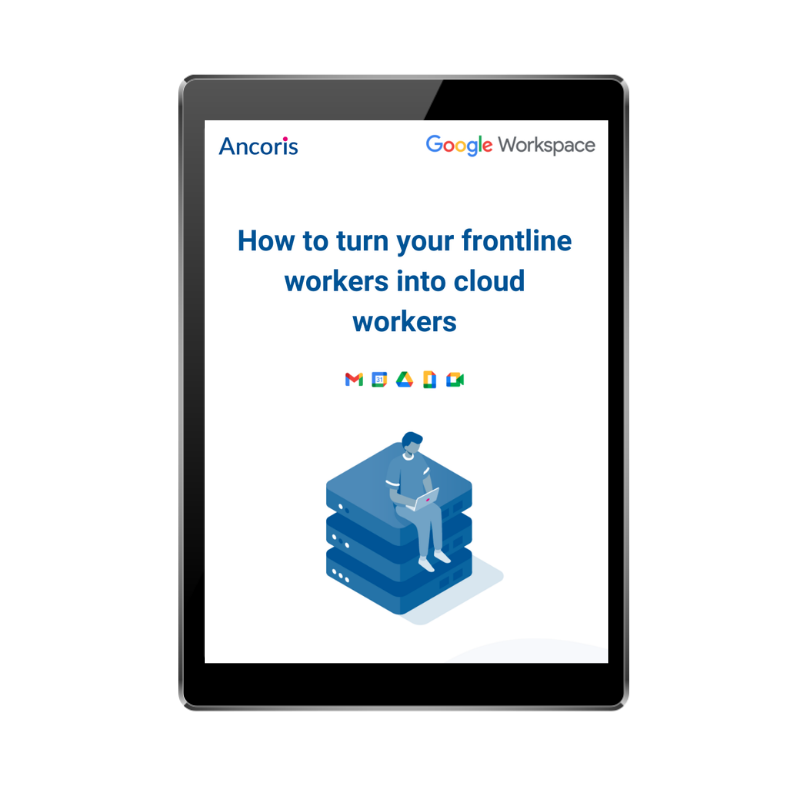 FRONT COVER - How to turn frontline workers into cloud workers
