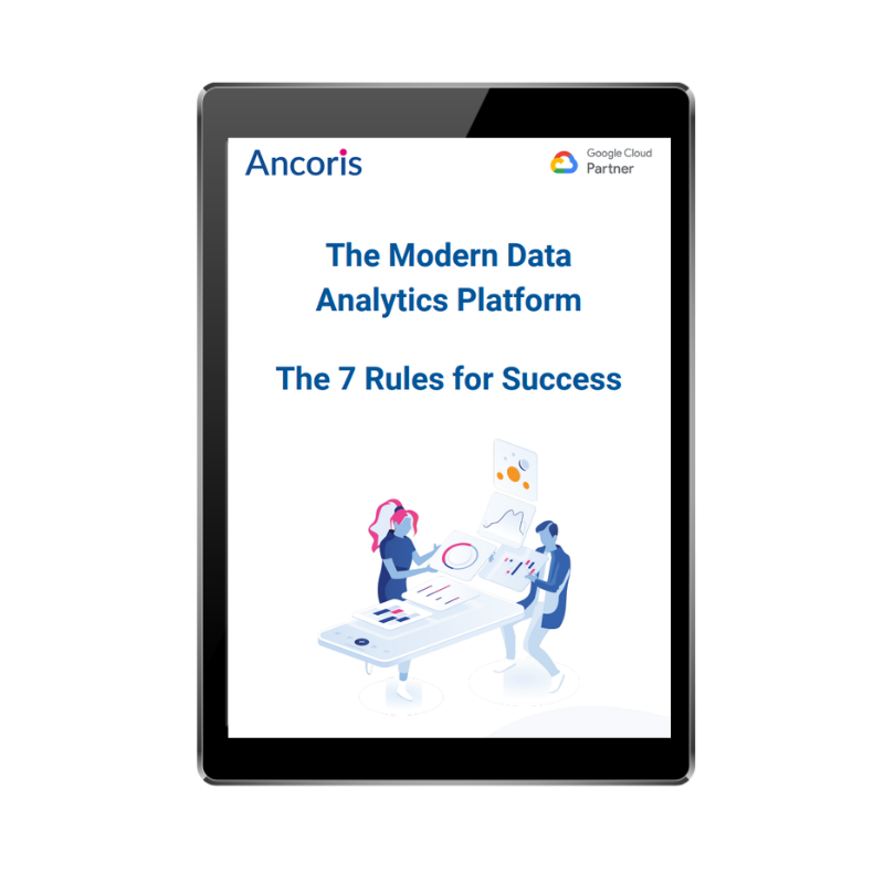 FRONT COVER - Modern Data Analytics Platform