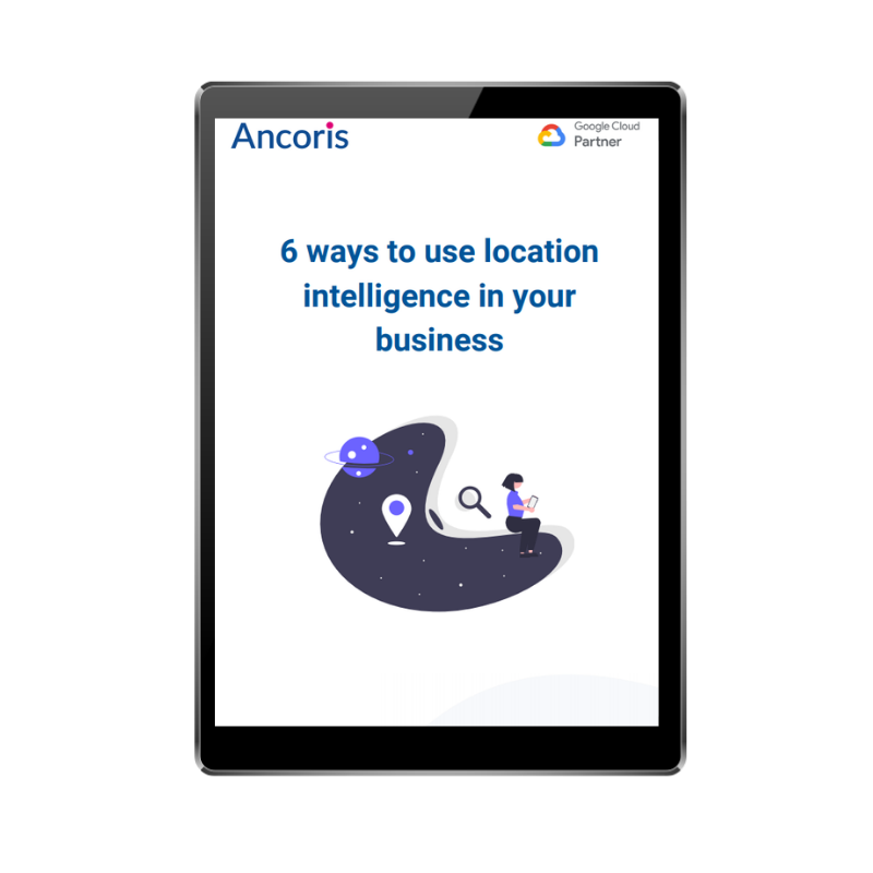 FRONT COVER 6 ways to use location intelligence in your business