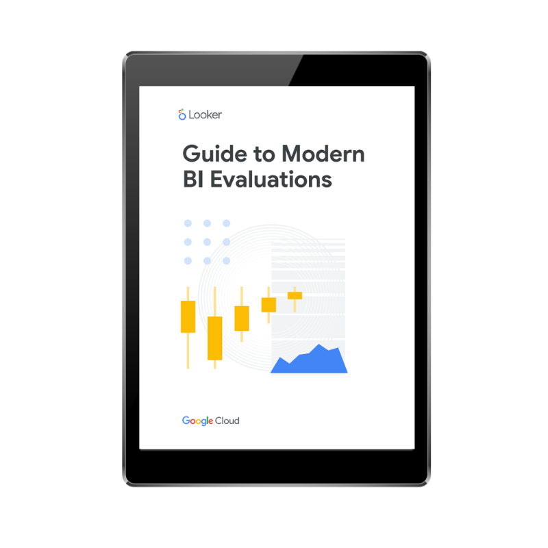 Google Cloud and Looker - guide to BI