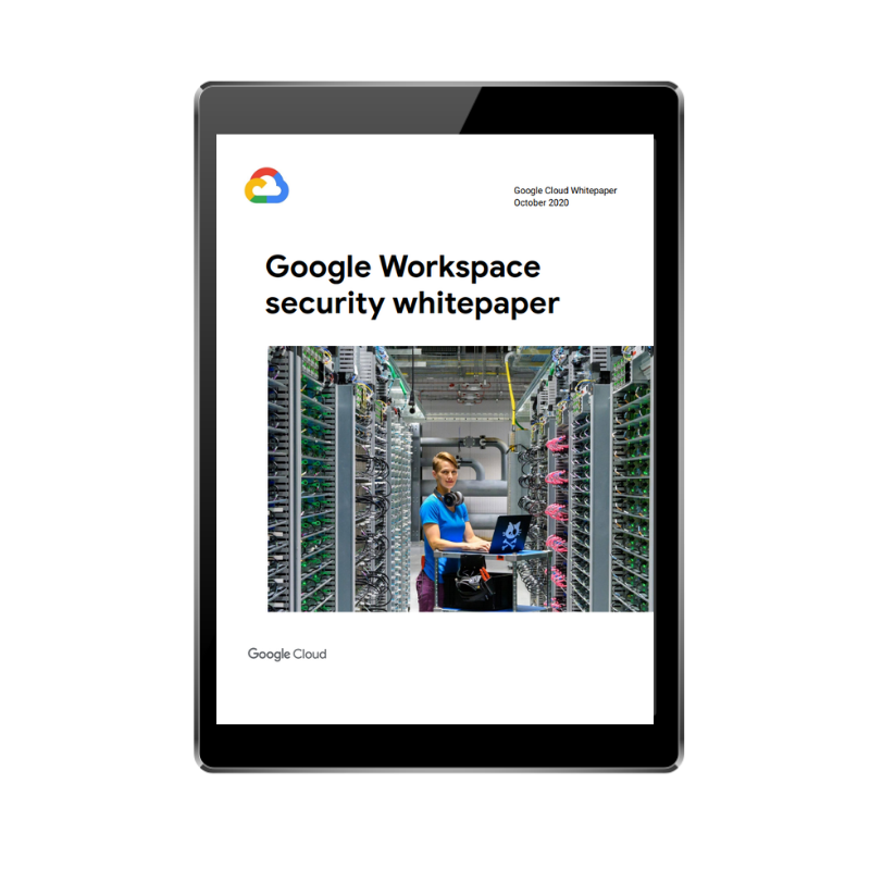 FRONT COVER_ Google Workspace Trust and Security ebook