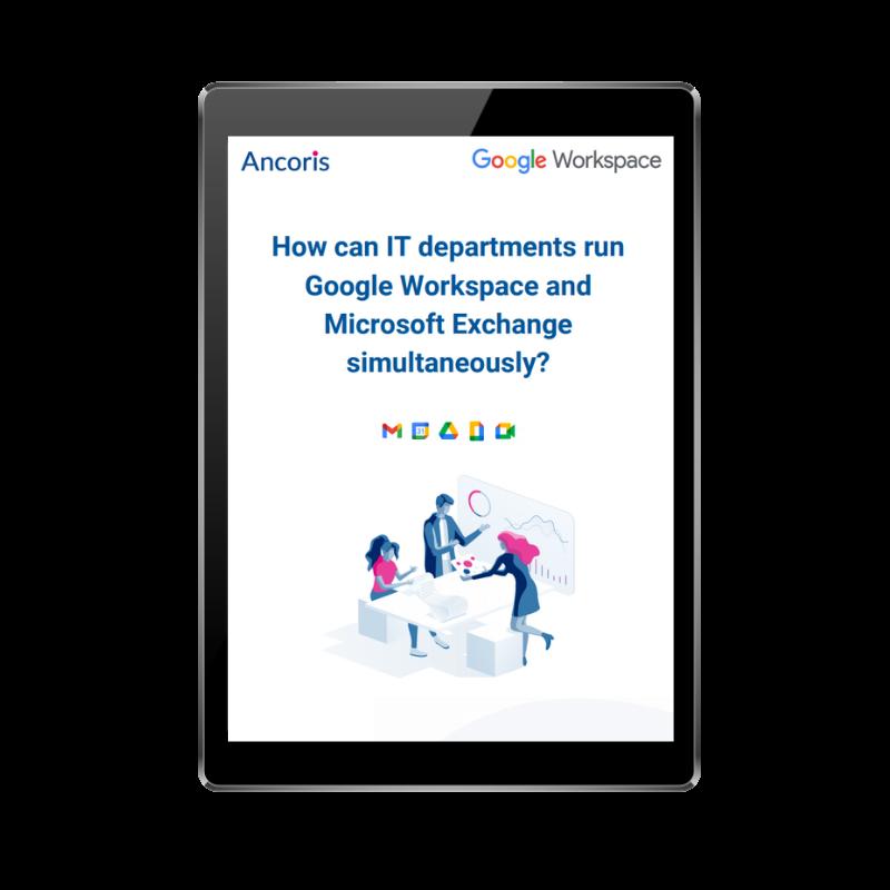 Run Google Workspace and Microsoft Simultaneously