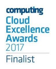 Computing Cloud Excellence 2017 Finalist
