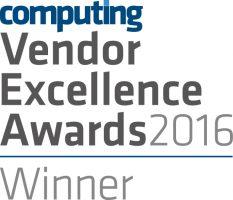 Computing 2016 Award Winner