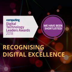 Digital Technology Leaders Award