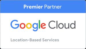 Location based services Premier logo