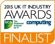 UK IT Award 2015 Award Finalist