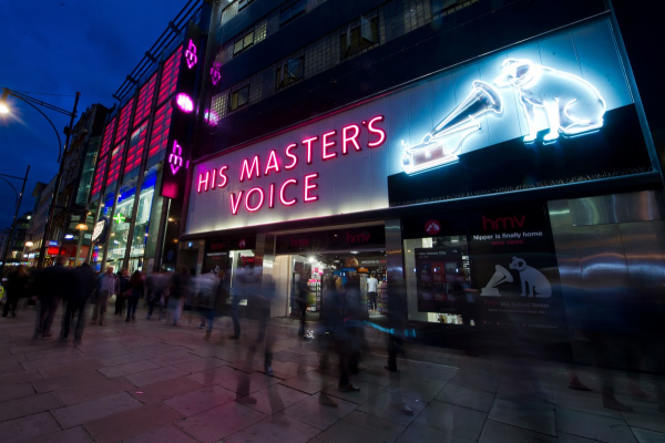 Transformation Workshops help HMV maximise their use of G Suite