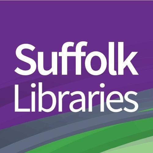 Suffolk Libraries Logo