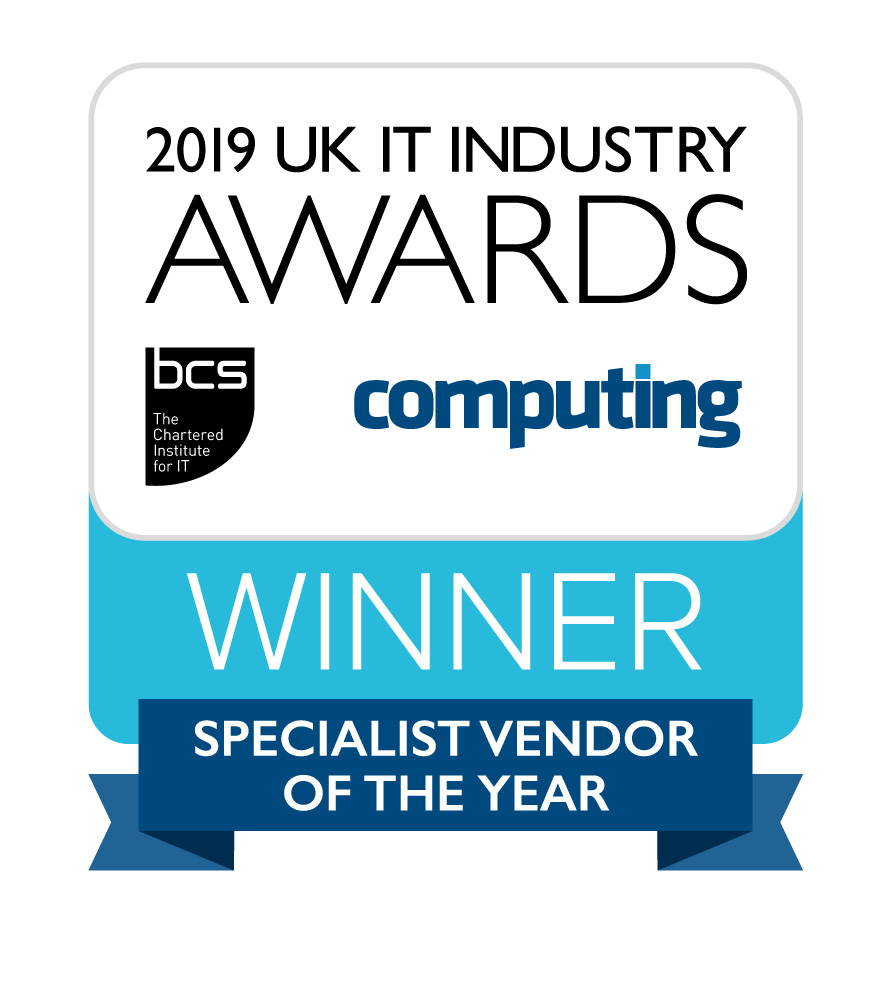 Specialist Vendor of the Year