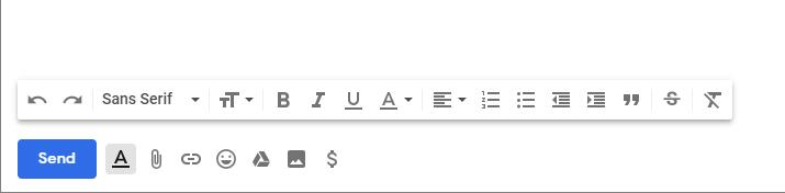Gmail_formatting