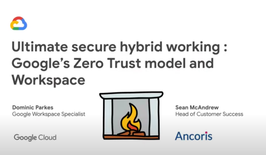 Google Zero Trust model and Google Workspace