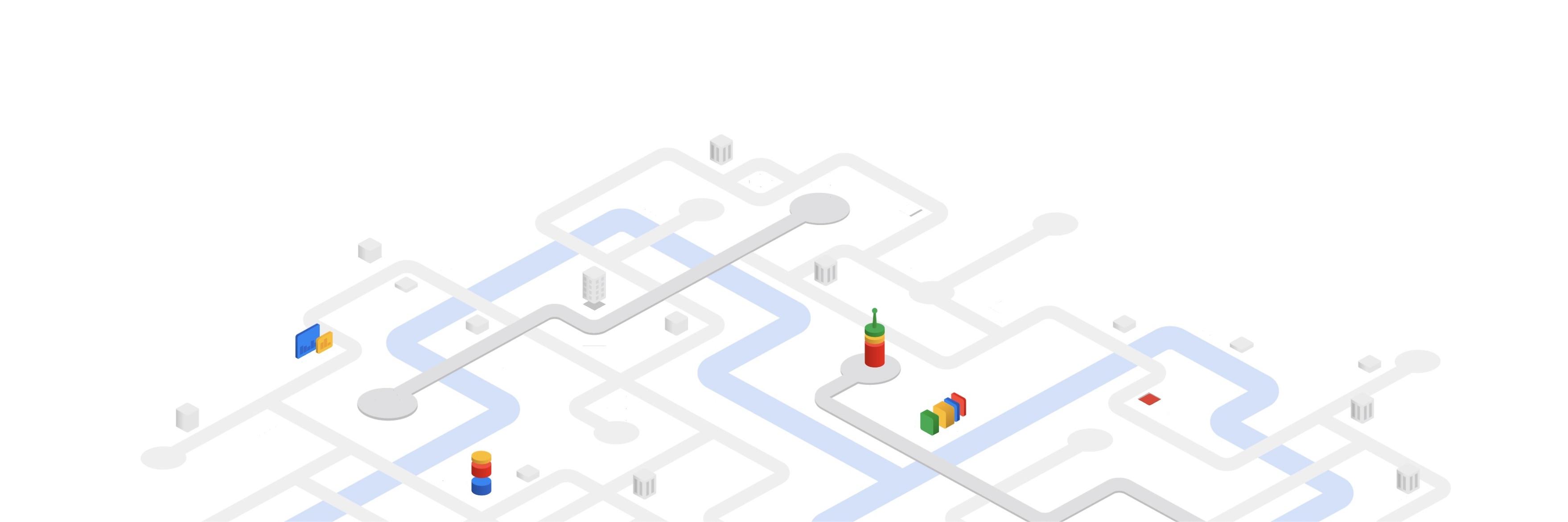 Google Cloud Next OnAir graphic