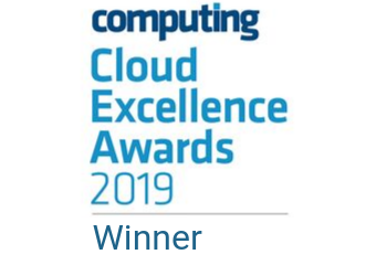 Computing Cloud Excellence Awards Winner