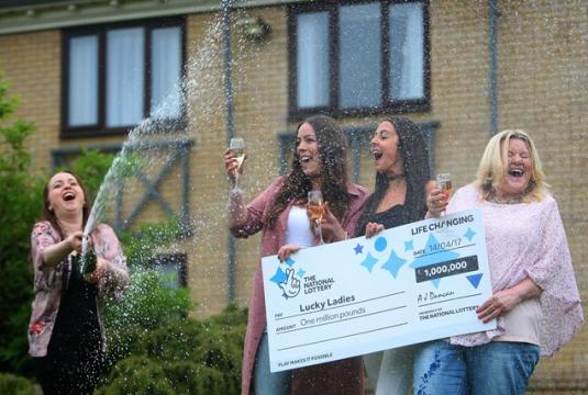 Camelot lottery winners