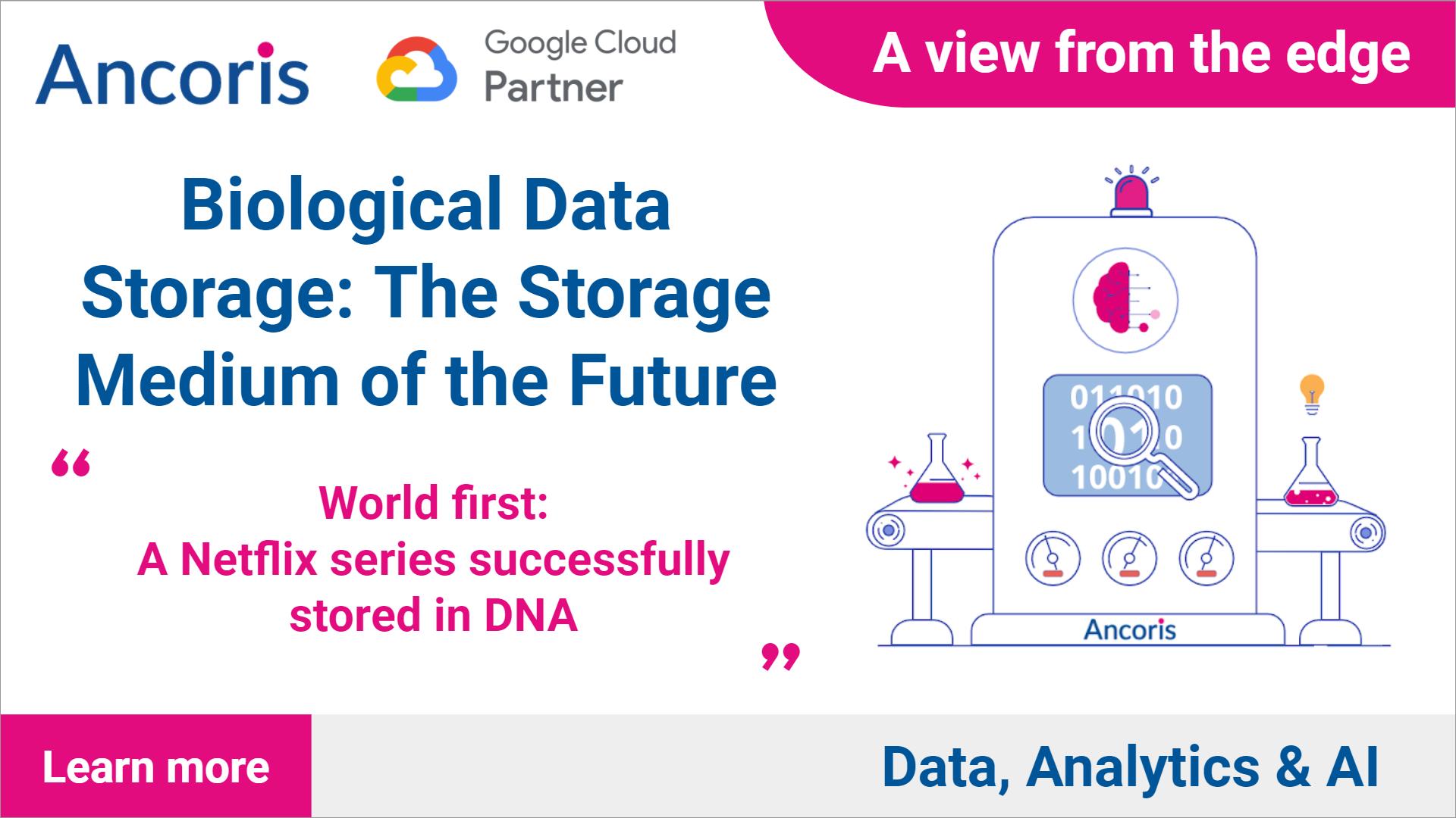 DNA-data-storage