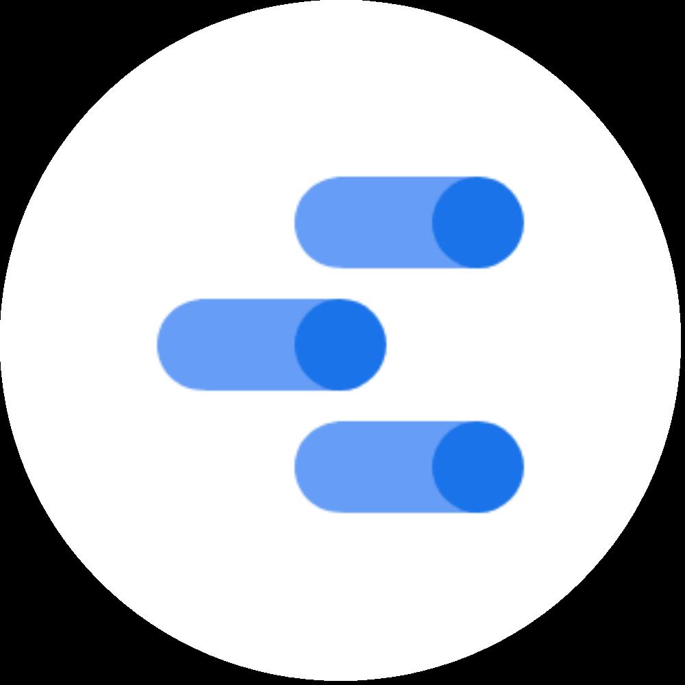 Data Studio in circle