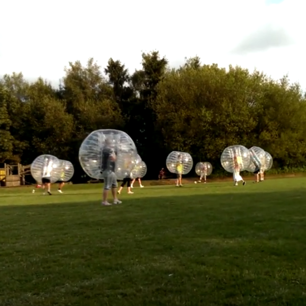 Ancoris bubble football