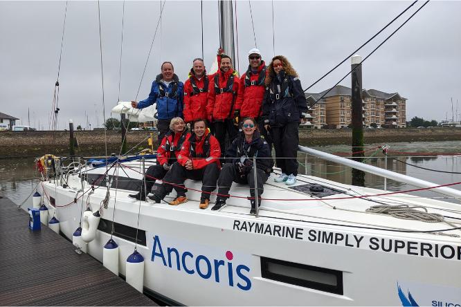 Charity regatta